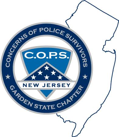 Garden State Concerns of Police Survivors Logo
